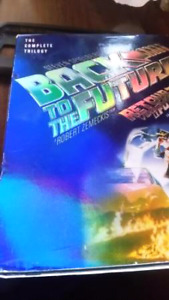Back to the Future: The Complete Trilogy 3 Discs