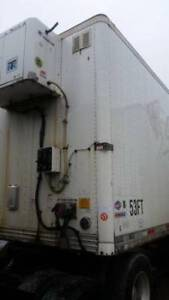 9- 53ft TANDEM HEATERS & DRY VANS FOR SALE