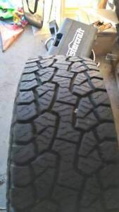 4 Hankook Dynapro ATM LT 275/70R18 Tires 90% tred