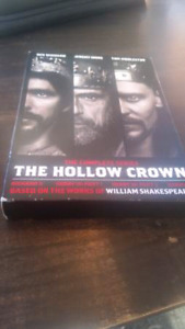 Hollow Crown: The Complete Series [4 Discs]-