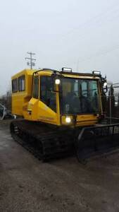 2011 Prinoth Trooper Snowcat Personnel Carrier Like New 168 hour