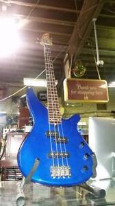 Yamaha Guitar Electric Bass Metallic Blue $225