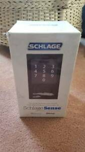 Schlage Sense Smart Deadbolt Door Lock Bluetooth