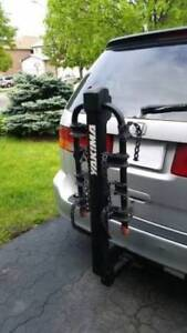 Yakima 4-bike Hitch mount Bike Carrier