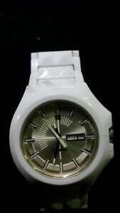 Diesel Watch with Bracelet Band $99