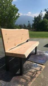 Custom Built Bench