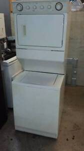 Washer dryer  stacked