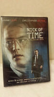 """New"" Nick of Time (1995) DVD"