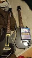 Guitar Hero Live + 2 guitars - Ps4