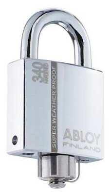 Abloy Plm34025b-kd Keyed Padlockdifferent2-1564w