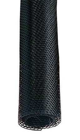 CARLISLE 321003 Texliner Roll,24 x 480 In,Black