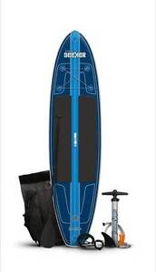 PADDLEBOARD - INFLATABLE STAND UP WITH CASE AND MOTOR