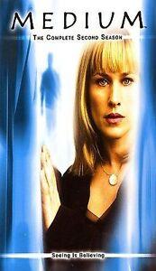 Coffret DVD série Medium saison 2