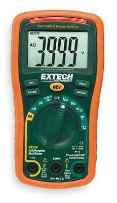 EXTECH EX330 Mini Digital Multimeter, 600V, 40 MOhms