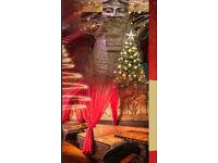BOOK YOUR CHRISTMAS PARTY NOW AT GILGAMESH, CAMDEN!