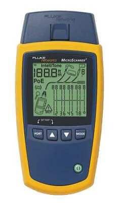 Fluke Networks Ms2-100wwg 3084165 Cable Testerverifier