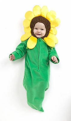 NWT New Babystyle Fun in the Sunflower Dress-Up Halloween Bunting Costume - Sunflower Dress Up