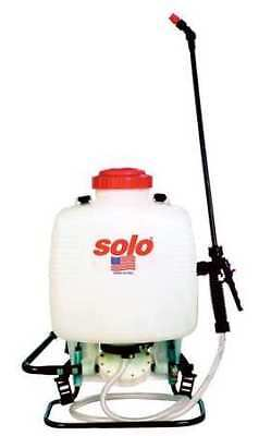 Solo 473-diaphragm Pump 3-Gallon Professional Backpack Spray