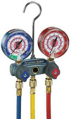 Yellow Jacket 49847 Mechanical Manifold Gauge Set2-valve