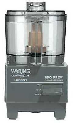 WARING COMMERCIAL WCG75 Food Processor, Chopper Grinder
