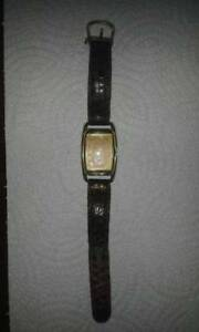 1930s-Early 1940s Vintage Hamilton USA Long Men's Dress Watch