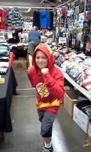 Sales Staff required 4 T-shirt vendor @ Fan Expo Van -Nov 11-13 Downtown-West End Greater Vancouver Area image 4