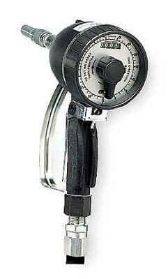 Lincoln 3867 Analog Oil Meter