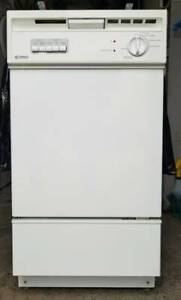 """Kenmore 18"""" compact dishwasher, 12 month warranty"""