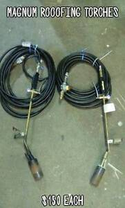 ROOFING Torches $150