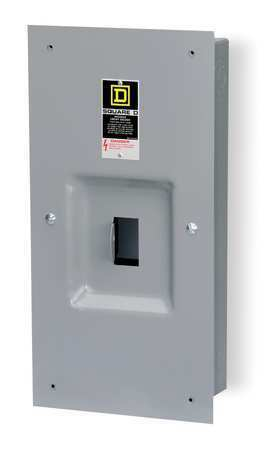 Square D By Schneider Electric Q23225NF Circuit Breaker Enclosure,Flush,NEMA 1