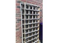 Pressure treated trellis panel (7 available)