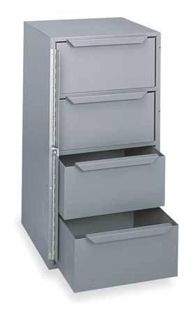 DURHAM MFG 610-95 Truck/Van Storage Cabinet,24-1/2in H