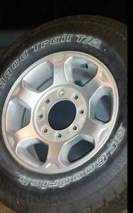 "BRAND NEW 17"" WHEELS FOR F350 / F250 - $900"
