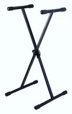 Stellar Labs-555-13815-portable Keyboard Stand With Adjustable Height