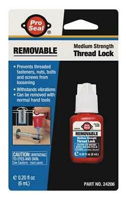 Pro Seal 24206 Removable Threadlocker6ml Bottleblue
