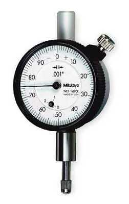Mitutoyo 1410s Dial Indicator0 To 0.250 In0-100