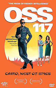 DVD OSS 117: Le Caire, Nid d&#039;Espions -- SEALED french version DTS -- code2 - <span itemprop=availableAtOrFrom>Seligenstadt, Deutschland</span> - DVD OSS 117: Le Caire, Nid d&#039;Espions -- SEALED french version DTS -- code2 - Seligenstadt, Deutschland
