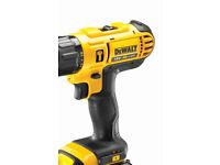 brand new dewalt 18v cordless drill