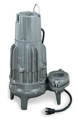 Zoeller E295 Waste-mate 2 Hp 2 Manual Submersible Sewage Pump 230v