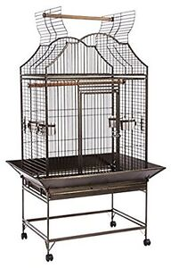 Large Dome top parrot cage