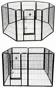 40 INCH HEAVY DUTY PET PLAY PEN ONLY $99.99! COMPARE AT $155!