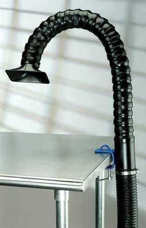 HAKKO 999-205-02B Loc-Line with Rectangle Nozzle, Neoprene