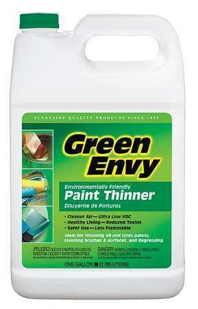 Green Envy 730G1 Paint Thinner,1 Gal.
