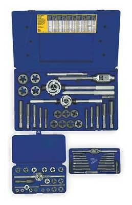 JEGS W4002DB Tap and Die Set