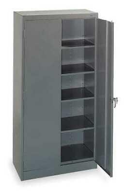 Tennsco 1470 Gray Storage Cabinetunassembledgray