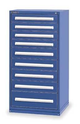 Stanley Vidmar Scu3144aldb Modular Drawer Cabinet59 In. H30 In. W