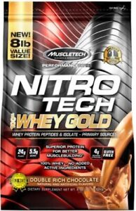 8 pounds nitro tech protein