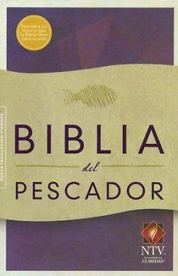 NTV Biblia del Pescador, tapa suave, NTV Fishers of Men Bible, Trade Paper](Fishers Of Men Craft)