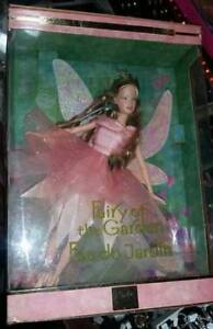 Vintage Barbie Doll Fairy of the Garden in package $45