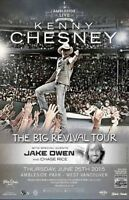 2 Premium General Admission tickets to Kenny Chesney